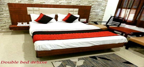 Deluxe Double Bed